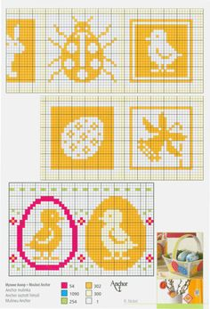ru / Photo # 62 - Easter / / Freebies - Jozephina Source by ksenya_but Filet Crochet Charts, Crochet Cross, Knitting Charts, Cross Stitch Numbers, Cross Stitch Heart, Cross Stitching, Cross Stitch Embroidery, Cross Stitch Patterns, Christian Holidays