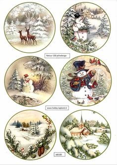 cards pergamano and paintings Page 3 Christmas Sheets, Noel Christmas, Christmas Paper, Vintage Christmas Cards, Christmas Gift Tags, Christmas Pictures, Xmas Cards, Christmas Crafts, Christmas Decorations
