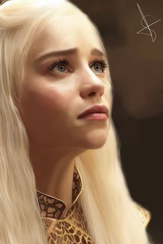 """Daenerys Targaryen"" by VikingSan.deviantart.com on #DeviantArt #GameOfThrones"
