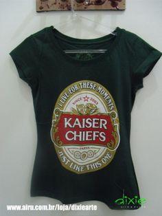 T-shirt Kaiser Chiefs