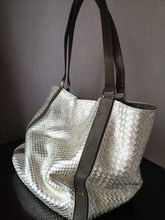 Platinum gold / Nowińska bag
