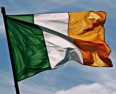 The Flag of Ireland