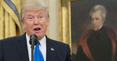What Donald Trump And Andrew Jackson Do — And Don't — Have In Common - http://all-that-is-interesting.com/trump-andrew-jackson?utm_source=Pinterest&utm_medium=social&utm_campaign=twitter_snap