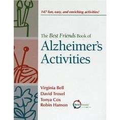 Activities for Alzheimers and Dementia Patients