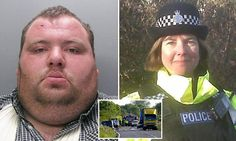 Lorry driver,28, who killed off-duty police officer jailed for 6 years