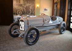 1916 Packard Twin-Six Racer- Champion of South America