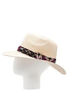 fe2fca0b6ae1a MANGO - Hat Straw Fedora
