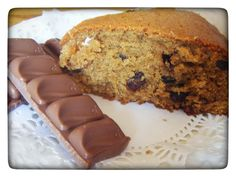 Brown Sugar Chocolate Chip Cake from my blog I'd Much Rather Bake Than...: