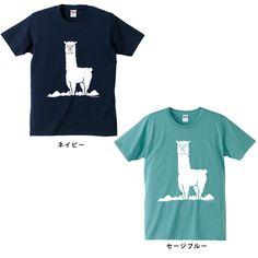 再入荷!アルパカTシャツ【メンズ】 | sunokko design online store