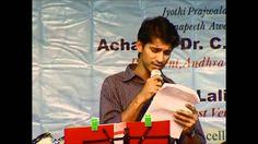 Mere Meheboob Tujhe: Singer: V Ravi Kiran (S/o V Seetha Ramaiah) (+playl...