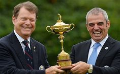 Ryder Cup 2014 - the Heat is On! - Sportycious