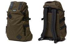 Hobo CELSPUN® Nylon Slope 35L Backpack by ARAITENT 2