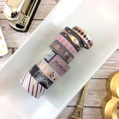 I'm Just Really Busy Washi Tape Samples