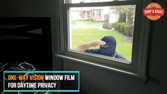 Is your home's Privacy&Security at risk?👁With Magical Blinds. 👀You can see out, but no one sees in!🙈Get yours ideas for small rooms diy videos Vision Magical Blinds (Applies to Exterior) Privacy Blinds, Window Privacy, Window Blinds, House Blinds, Privacy Glass, Stores Horizontaux, Zebra Blinds, Window Security, Horizontal Blinds