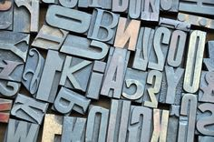 Letters. Stamps found at the market, Portobello Road, London  FOTO Siv Andersson