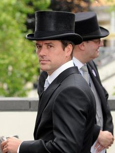 ROYAL ASCOT <3 | He would love to have been at the World Cup but instead Michael Owen had to settle for Day One of Royal Ascot