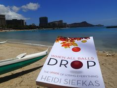 #WhenAlBallsDrop spotted in #Hawaii - This reader sent in a picture of Waikiki Beach in Honolulu. Where are you reading it? #books #inspiration