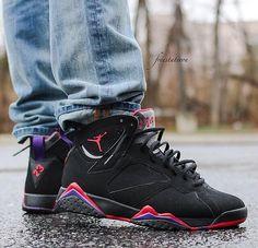 Raptor 7's Hype Shoes, Chicks In Kicks, Jordan Outfits, Raptors, Shoe Collection, Shoe Game, Air Jordans, Sick, Tennis