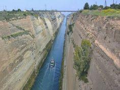 Διώρυγα της Κορίνθου (The Corinth Canal), Greece