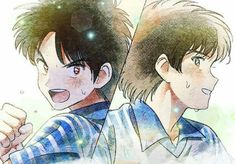 Captain Tsubasa, Oliver Benji, Fujoshi, Haikyuu, Wattpad, Hero, Animation, Fan Art, Cartoon