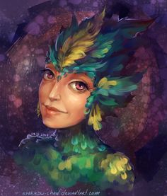 Rise of the Guardians: Tooth Fairy by sparrow-chan.deviantart.com on @deviantART