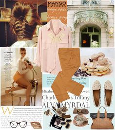 """""""Long day :)"""" by gagulina ❤ liked on Polyvore"""