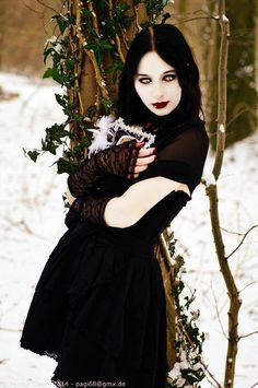 The Girl of Dark Liberty ~Gothic Art