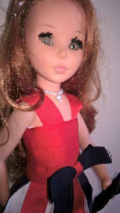 Abito vestito per bambola Furga Alta moda 3 s Sheila Susanna Repro Moulin Rouge