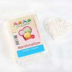 FunCakes Fondant - weiss (marshmallow)