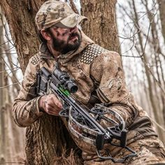 Earlier this year, TenPoint Crossbow Technologies unveiled its new EVO-X Marksman Precision Crossbow Scope, built to maximize crossbow performance in all hunting situations. Crossbow Hunting, Hunting Gear, The Marksman, Whitetail Deer Hunting, Evo X, Fantasy Warrior, Game Changer, Survival Skills, Hand Guns