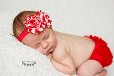 Red Chiffon Ruffle Bloomer and Double Shabby Chic Headband Set, Baby Bloomers, Ruffler Bloomers, Baby Girl Bloomers, Baby Bloomer Set by LauraBethCreations on Etsy https://www.etsy.com/listing/169073797/red-chiffon-ruffle-bloomer-and-double