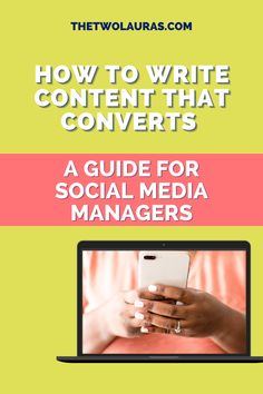 How to write content that converts – a guide for social media managers. Writing content that connects with your readers is one thing, writing content that converts them into repeat customers is quite another. In this blog we share the copywriting tips and tricks that will help turn distracted browsers into buyers and preoccupied scrollers into shoppers. Find out more at www.thetwolauras.com #socialmediamanagers #digitalmarketing #thetwolauras Feeling Excited, Big Words, Start Writing, Be Your Own Boss, Creating A Brand, Social Media Content, Copywriting, Social Platform, Tool Design