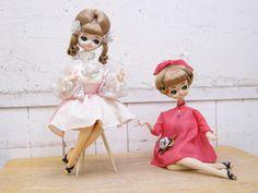 ■ポーズ人形2体・全長42cm・28.5cm・昭和レトロ・文化人形・アンティーク■138652   Jauce Shopping Service   Yahoo Japan Auctions. eBay Japan
