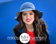 The stunning Adriana! #mindyharmonseniors #mhfabulousseniors