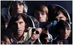 The Doors photographed by Joel Brodsky, New York City, 1967.