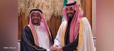 نائب رئيس وزراء موريشيوس يرتدي الزي السعودي