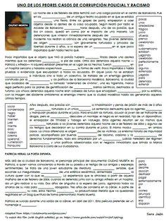 Recursos para profesores de español: KS5
