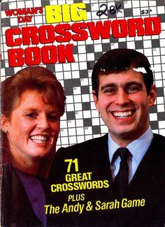 BIG Crosswords' 2nd edition, 1986.