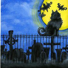 spooky-cat-3.gif (900×900)