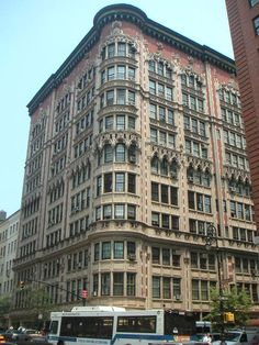 Madison Avenue at 66th Street, New York City, New York | th street landmark harde short 45 east 66 th street at madison ave ...