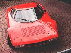 1973 Lancia Stratos HF