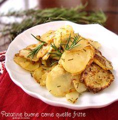 Patatine buone come quelle fritte