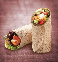 Browse our catalog of flatbread wrap recipes ranging from grape chicken salad wraps, to western omelette wraps, to a PB&J breakfast wraps. Chicken Flatbread, Flatbread Pizza, Pizza Wraps, Healthy Snacks, Healthy Recipes, Healthy Eats, Breakfast Wraps, Southwest Chicken, Healthy Chicken Dinner