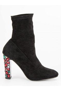 Elegantné čierne semišové topánky Vices Timberland, Vans, Platform, Booty, Ankle, Shoes, Fashion, Moda, Swag