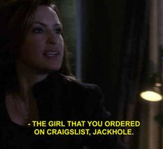 "42 Times ""Law And Order: SVU"" Perfected The Art Of Sass"