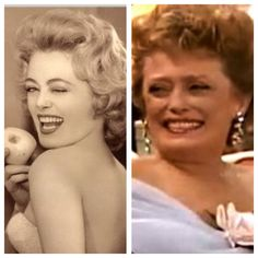 Actress Rue McClanahan, best known for her role as  Blanche Devereaux in TV's Golden Girls, was born Feb. 21, 1934. She passed away June 3, 2010.
