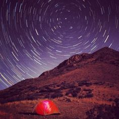 And now we want to camp at Baylor Pass. Incredible capture, Ben B