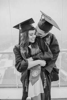 College Sweetheart graduation photos in Virginia shot by Ahna Maria Photography Couple Graduation Pictures, Graduation Picture Poses, College Graduation Pictures, Graduation Portraits, Graduation Photoshoot, Graduation Photography, Grad Pics, Couple Senior Pictures, Grad Pictures