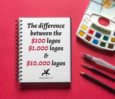 People outside of the design industry who don't understand the nuances behind logo design are legitimately confused by the prices. Logo prices vary wildly, from $5 to millions of dollars. What's the deal? How can the same thing cost $5 and $5 million? I explain it in this post.