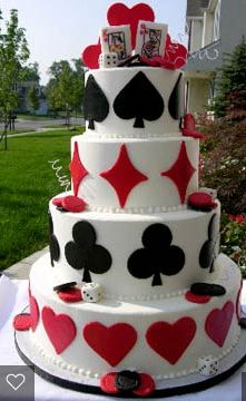#Casino #Themed #Cake #Ideas I  #Party  Gambling City - For all your #Gambling Requirements, Bonuses, Promotions, Information, Auctions, Raffles and more! Click here: http://www.gamblingcity.com/?AD=DeePinterest